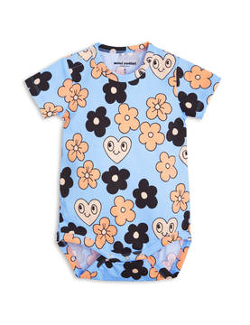 FLOWERS SS BODY, lt. Blue -  - 1714010550 - 1