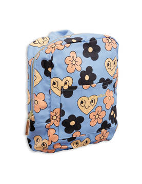 FLOWERS BACKPACK, lt. Blue -  - 1716010050 - 1