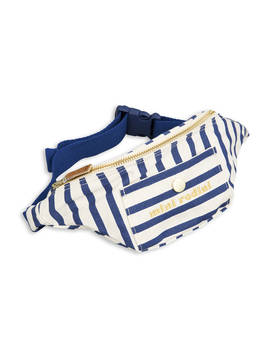 STRIPE BUM BAG, blue -  - 1716010660 - 1