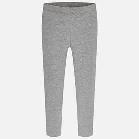 Elastane basic leggings, grey -  - mayss1710 - 1