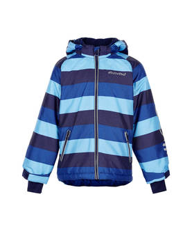 Snow jacket, light blue -  - minymo16029057010 - 1
