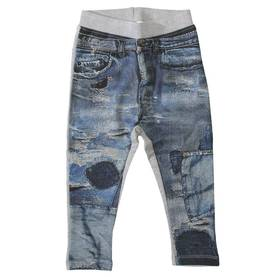 Abel pants, Japanese denim -  - 1W17I210 - 1