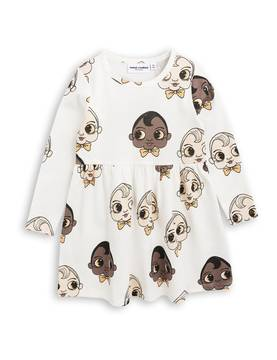 BABIES LS DRESS, white -  - 1775010510 - 1