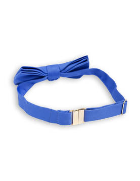 BOW TIE, blue -  - 1776010560 - 1