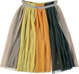 Brook skirt, Tull Rainbow -  - 2W17D120 - 1