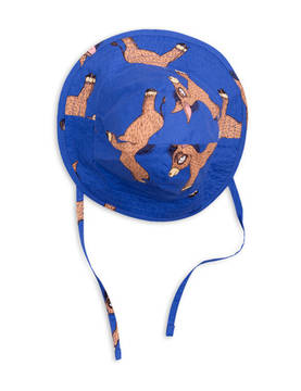 Donkey sun hat, blue -  - 1826511860 - 1