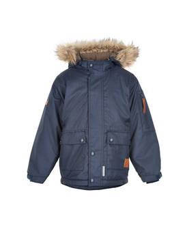 Le 70 snow jacket, blue nights -  - minymoaw17160270 - 1