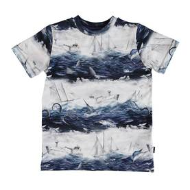 Ralphie T-shirt, Sailor Stripe -  - 1S19A230S1 - 1