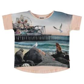 Raeesa T-shirt, Under the Boardwalk -  - 2S19A236S1 - 1