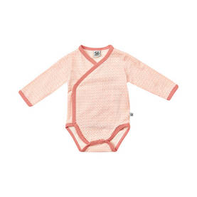 Harlekin wrap-around body, pink -  - pippiss17201 - 1