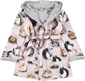 Bunny Dots Bathrope, Way - - 7W16W401 - 1
