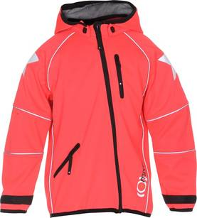 Cloudy jacket, fiery coral - - 5S16L104-1 - 1