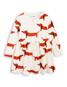 DOG LS DRESS, offwhite -  - 1775011911 - 1