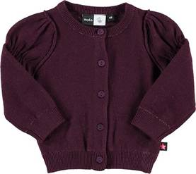 Gilberta cardigan, black grape -  - 4W15K301-1