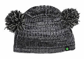 Kelly beanie, black -  - 17431924-1 - 1