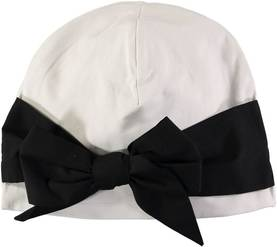 LUMI BOW-beanie, adults -  - PAPUaw1651 - 1