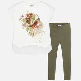 Legging set, hunt green -  - mayss1771 - 1