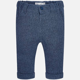 Long trousers, blue -  - 1J2525041 - 1