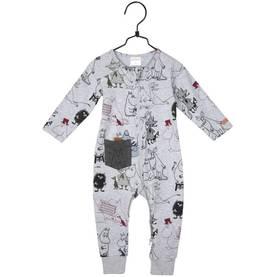 Martinex Muumi Kiipeilypuu pyjama Harmaa