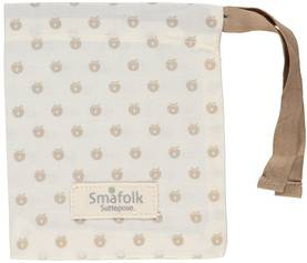 Pacifier bag, cream -  - smass17211 - 1