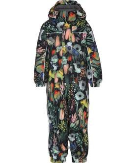 Polaris snowsuit, botanic -  - molow16t01 - 1