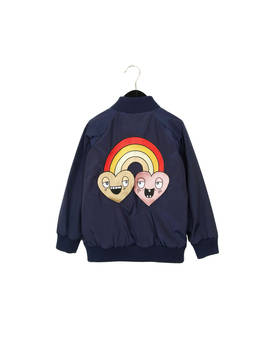 RAINBOW EMB jacket - - MRSS1619-1 - 1