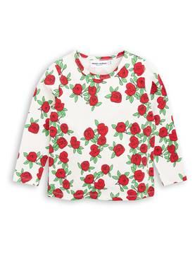 ROSE LS TEE, offwhite -  - 1772016011 - 1