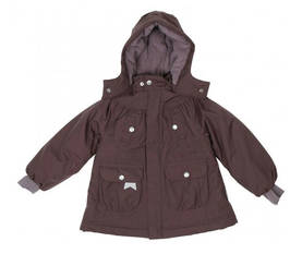 Wiwica jacket, dark coffee -  - MAT7-1