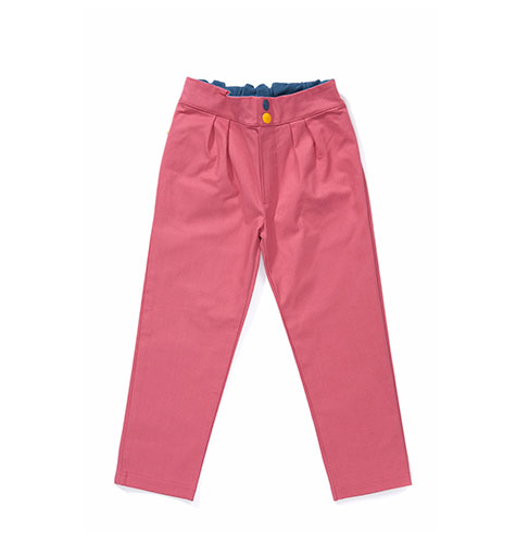 Diana pants, rose - Housut - albaaw1421-1 - 1