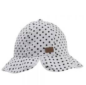 Girly bucket hat, late -  - melton510021102 - 1