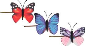 Butterfly Clips, multi colour -  - 7S17T822 - 1