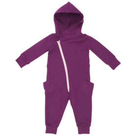 College jumpsuit, PURPLE/ lilac -  - CJ-00152 - 1