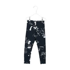 FOLD leggings, night in the forest -  - papuaw17012 - 1