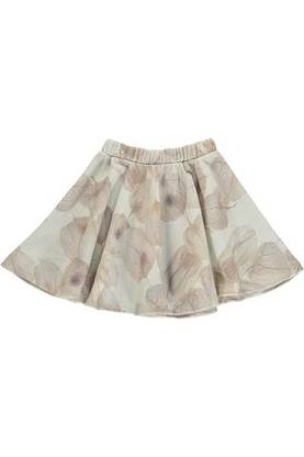 Flower circle bace skirt -  - popupshop2 - 1