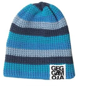 Knitted cap, blue mix -  - 158AW13-2 - 1