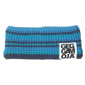 Knitted headband, blue mix -  - 282AW13-2 - 1