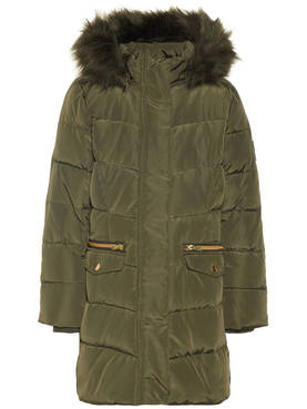 Mela down jacket, with forest -  - name13156102 - 1
