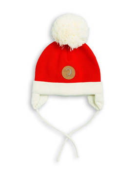 PENGUIN BABY HAT, red -  - 1776513142 - 1