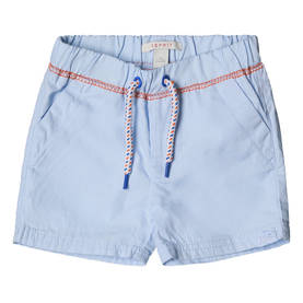 Puuvillashortsit, light blue -  - espritrj26012 - 1