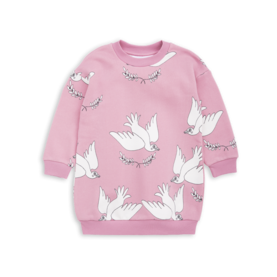 PEACE SWEAT DRESS, pink -  - 1775010833 - 1