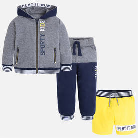2 trousers tracksuit, gray -  - mayss1753 - 1