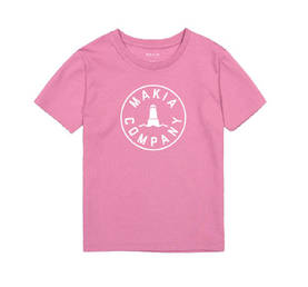 Astern t-shirt, mauve -  - makiak210109993 - 1