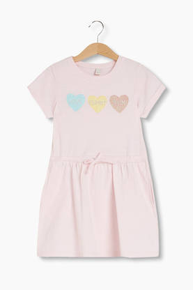 Dress, pastel pink -  - esprit30233 - 1