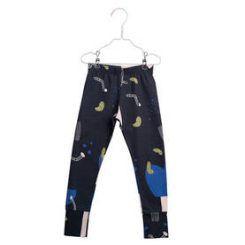 EARTH leggings -  - PAPUss1713 - 1