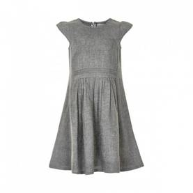 Elvira dress, grey -  - CRE10800583