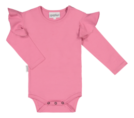 Frilla body, pink rose -  - gg190013A3 - 1