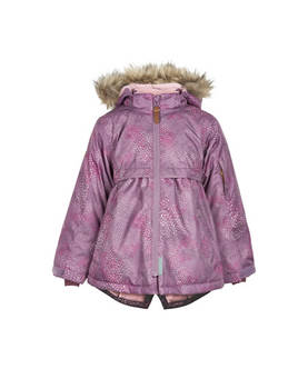 Le 73 snow jacket, grapeade -  - minymoaw17160273 - 1