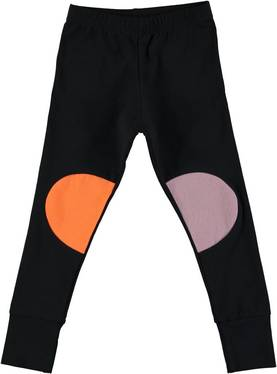 MIX PATCH leggings - - PAPUaw1633 - 1