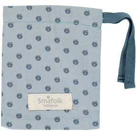 Pacifier bag, blue -  - smass17213 - 1