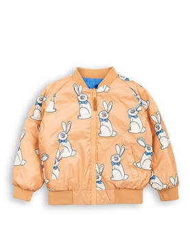 RABBIT INSULATOR JACKET, beige -  - 1771012513 - 1